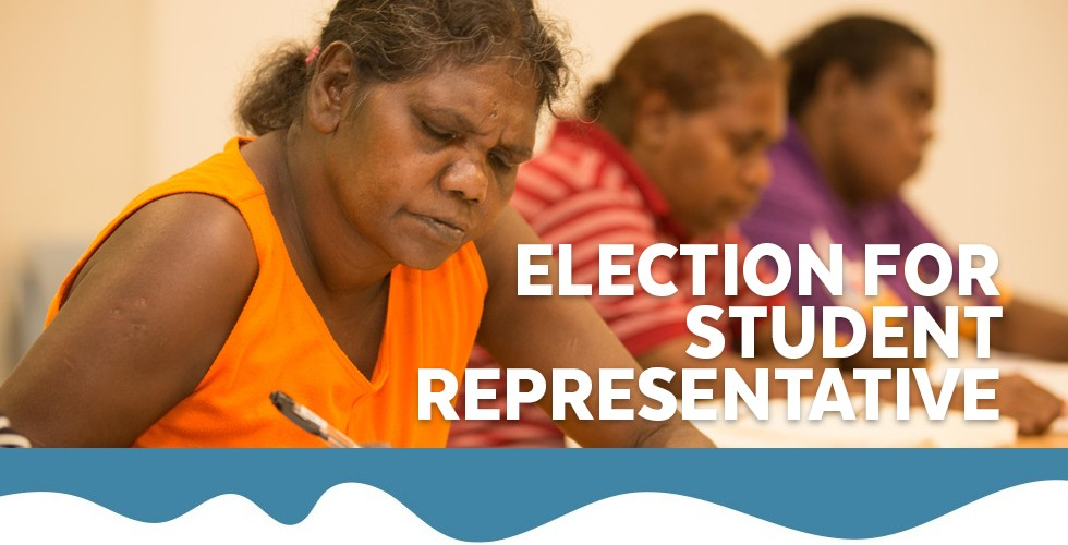 Election for Student Representative to Council - Students in a classroom